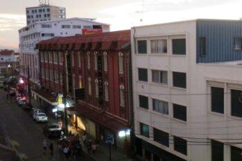 facade tana hotel antananarivo