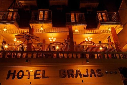 hotel Brajas Antananarivo Madgascar