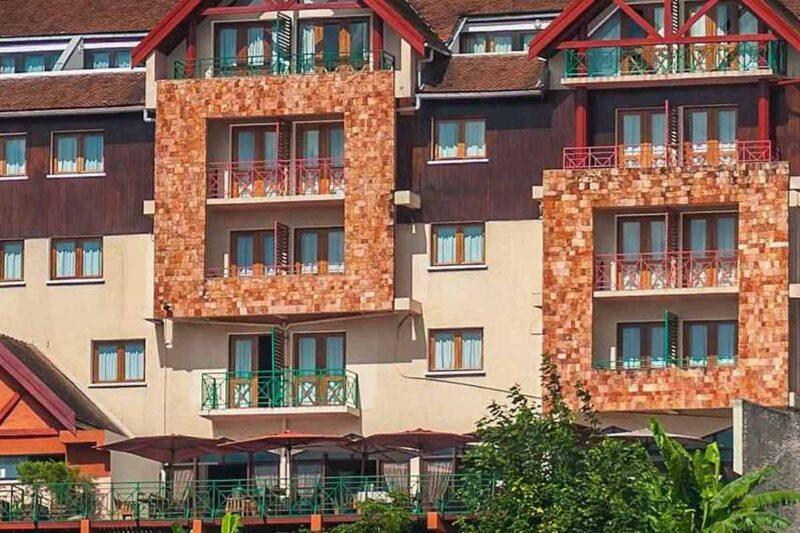 hotel palissandre antananarivo