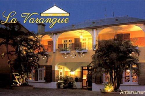 Hotel la varangue à Antananarivo - Madagascar