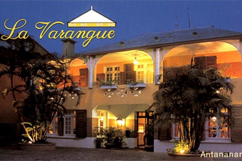 Hotel la varangue w Antananarivo - Madagaskar