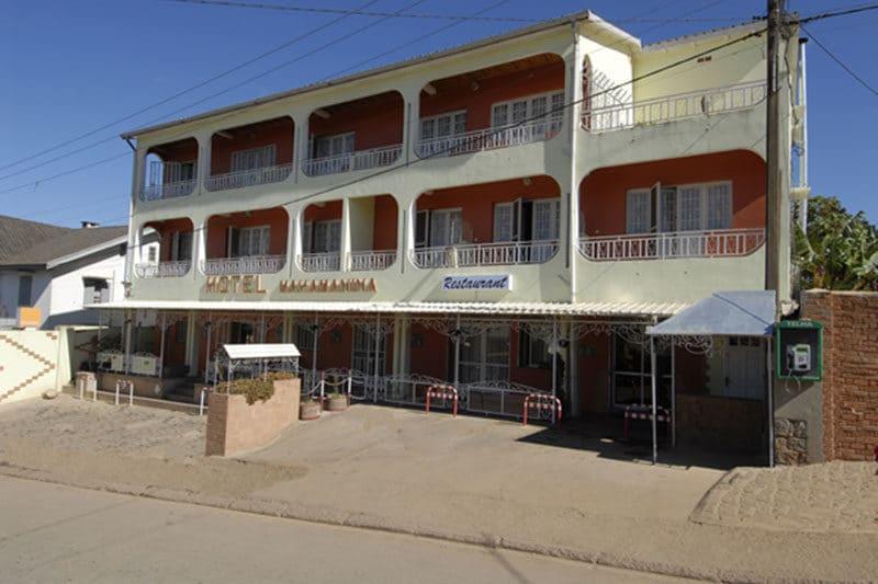 Hotel mahamanin à Fianarantsoa - Madagascar