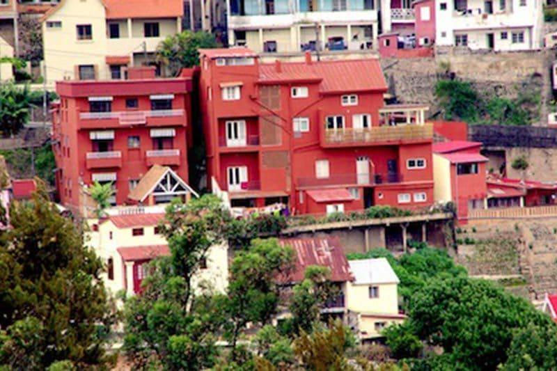 Hotel niaouly à Antananarivo - Madagascar