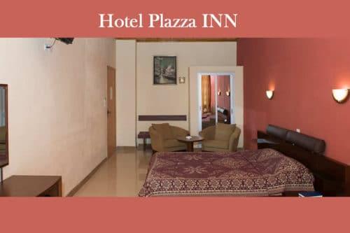 Hotel plazza w Fianarantsoa - Madagaskar
