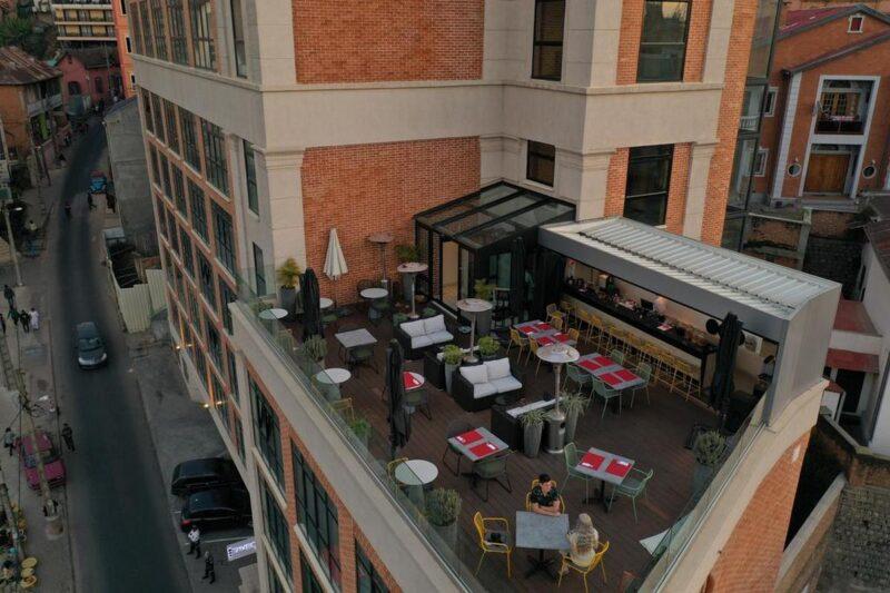 hotel tamboho suites antananarivo