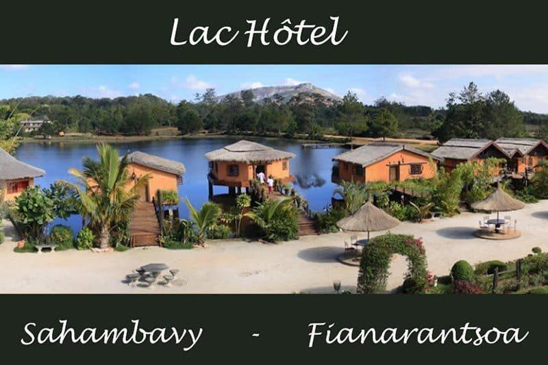 Lac hotel à Fianarantsoa - Madagascar