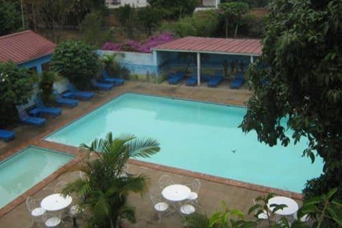 les flots bleue hôtel à Antananarivo