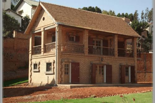 cottages antsahameva hotel in Antananarivo