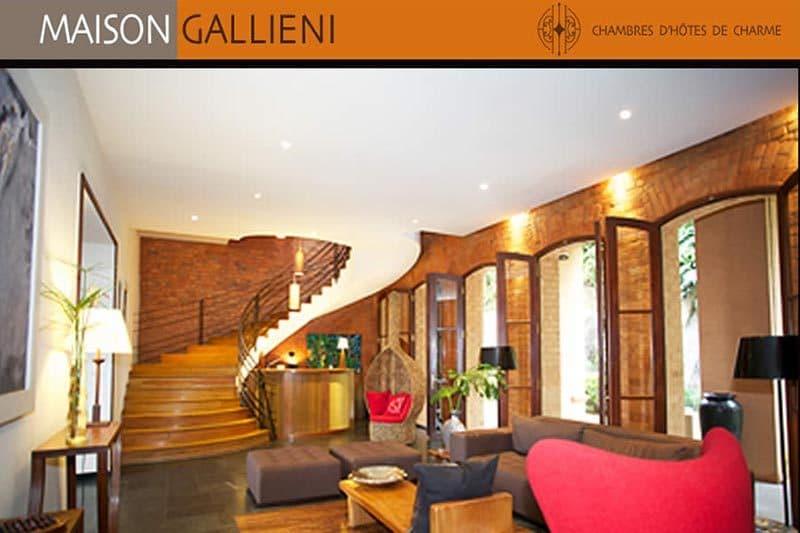 maison galienni à antananarivo