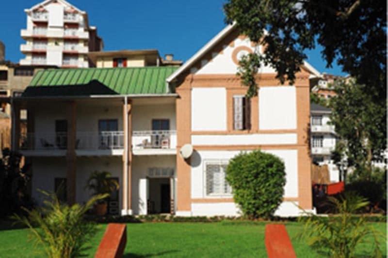 mandrosoa hôtel à Antananarivo