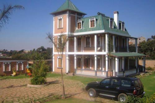 meva guest house hotel in Antananarivo