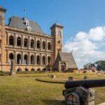 palazzo della regina antananarivo