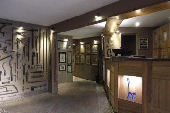 reception hotel sakamanga antananarivo