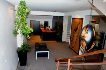 reception tana hotel antananarivo