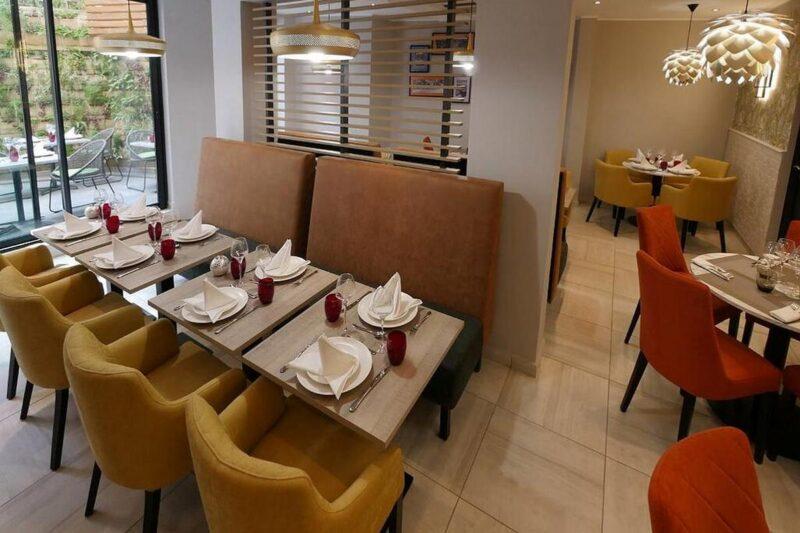 restaurant tamboho suites antananarivo