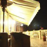 Restaurant terrasse du Lokanga Botique Hotel à Antananarivo