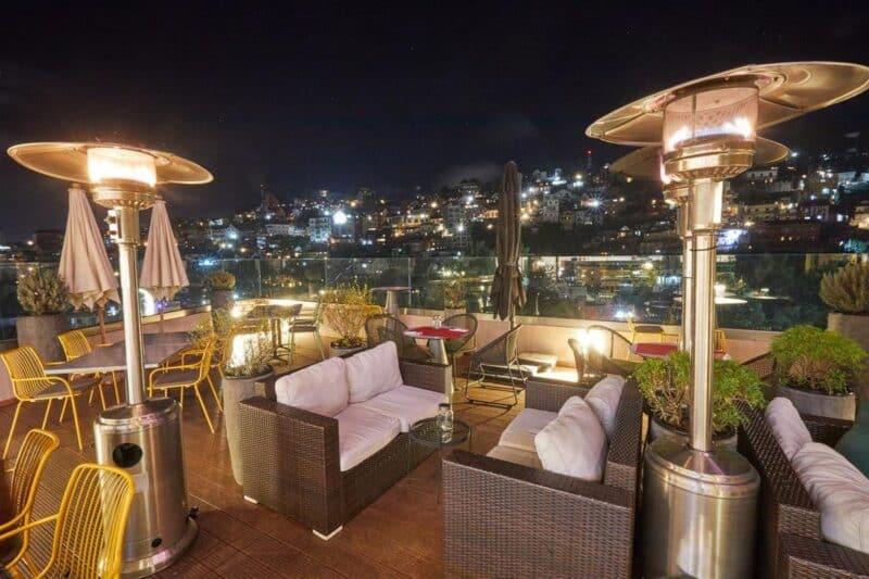 rooftop tamboho suites antananarivo