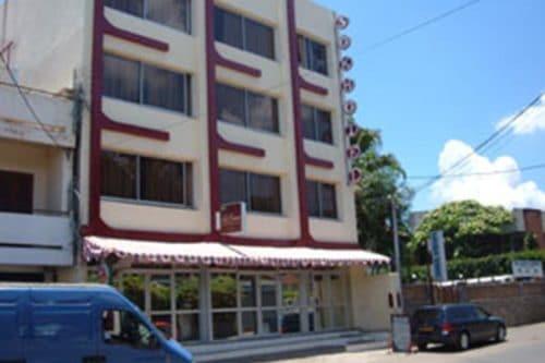 hotel sok w Antananarivo