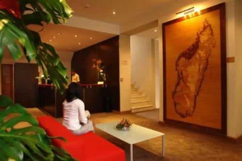 hotel tana w Antananarivo