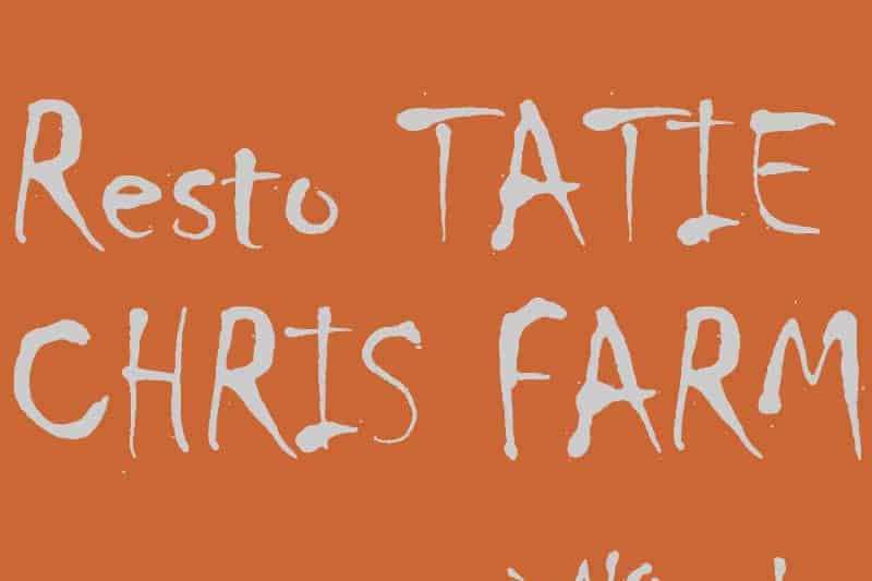Restauracja Taty Chris w Nosy Be