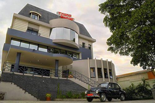 hotel trano bongo w Antananarivo