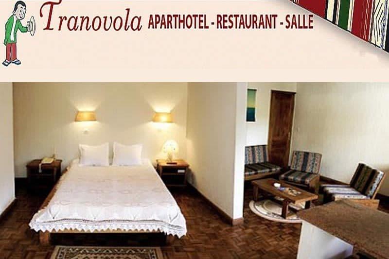 hotel tranovola à Antananarivo