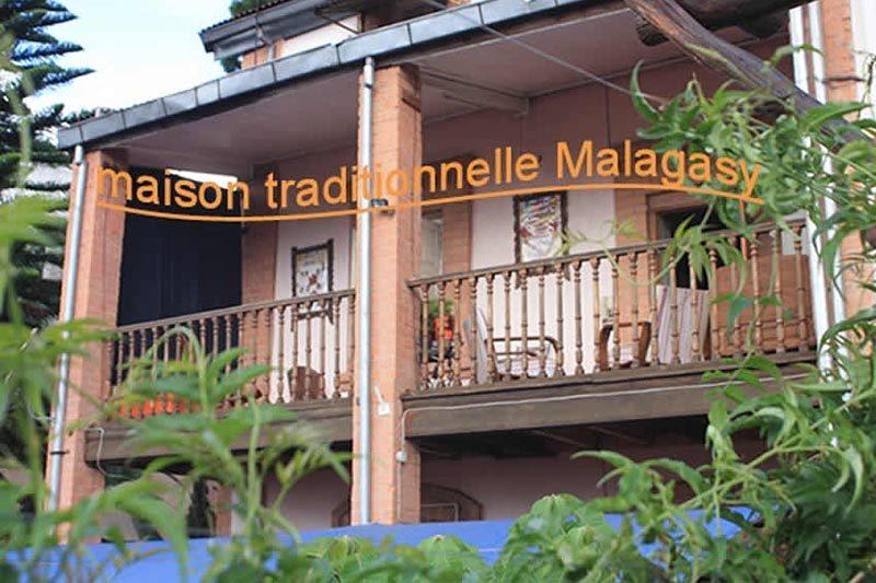 Villa iarivo hôtel à Antananarivo