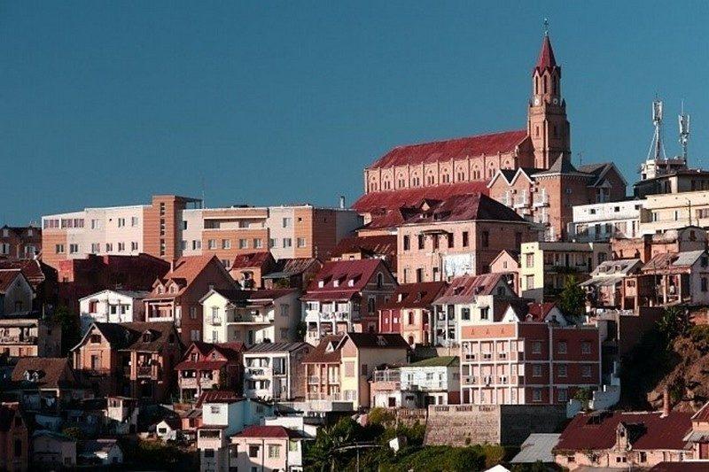 miasto Antananarywa