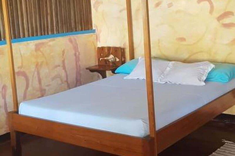 camera dell'Auberge Aladabo a Nosy be