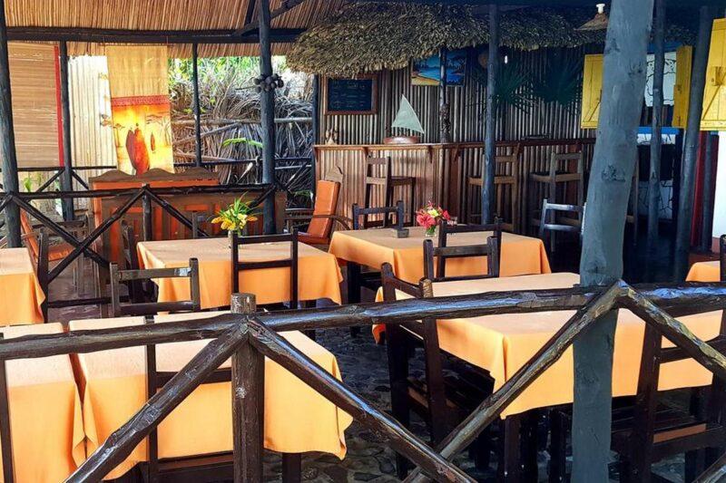 ristorante Auberge Aladabo in Nosy be