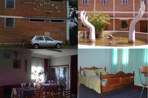 Diantan hotel à Antsirabe - Madagascar
