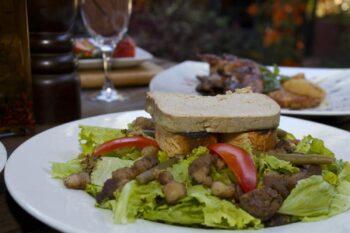 Plat du restaurant Bois Vert à Tanà