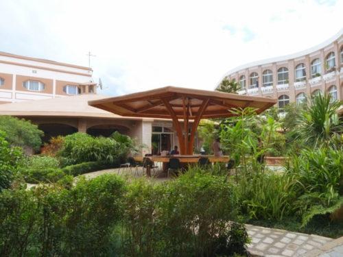Hotel Zomatel w Fianarantsoa - Madagaskar