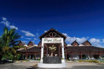 accueil royal beach hotel et spa