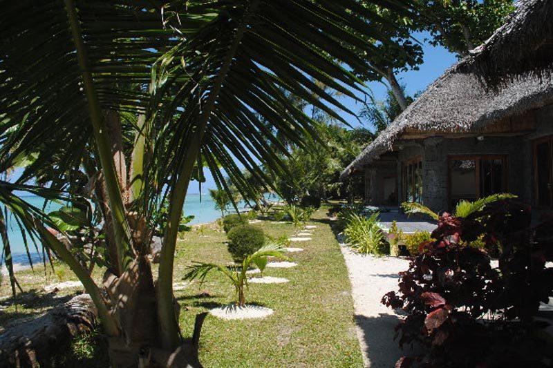 Adonys Eden Lodge à Sainte-Marie - Madagascar