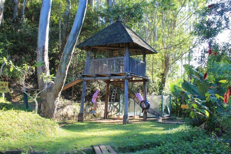 aire de jeux vakona forest lodge andasibe