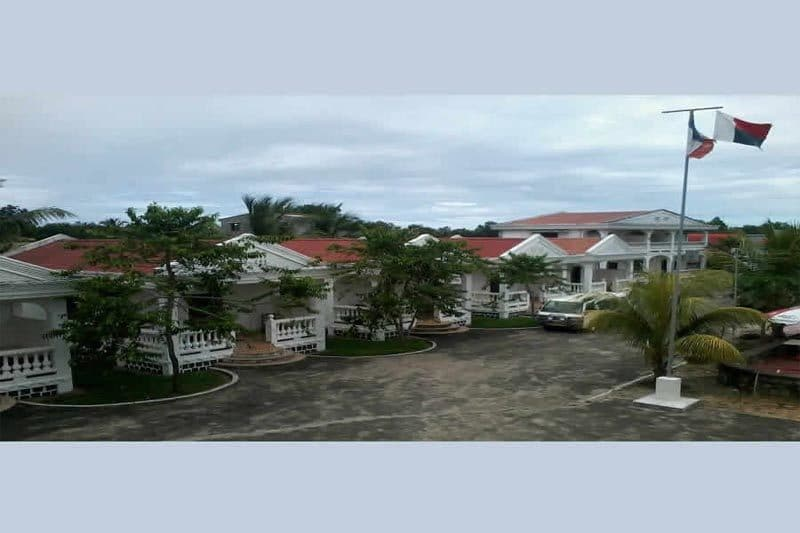 Alia Hotel in Tamatave - Madagascar