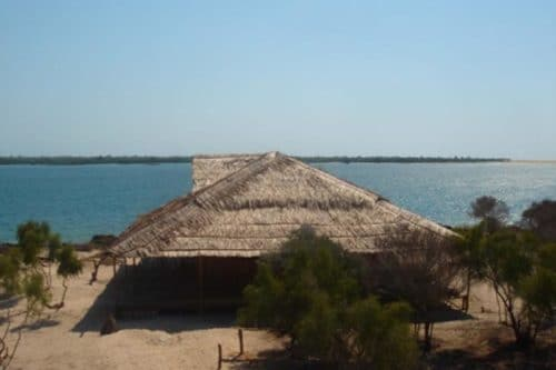 Ampanareta Village camp in Morondava - Madagascar