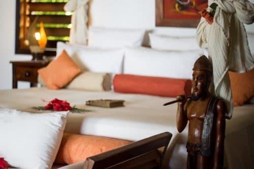 Amporaha Resort w Nosy Be - Madagaskar