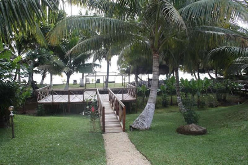 Antafondro Lodge à Sainte-Marie - Madagascar