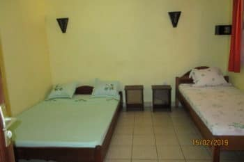 appartement chambre residence kathyly antsiranana diego suarez