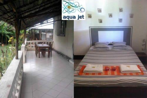 Aqua JEr à Nosy Be - Madagascar