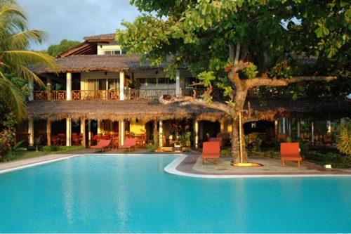 Rainbow Hotel w Nosy Be - Madagaskar