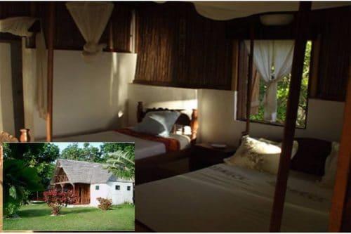 Hotel Atafana a Sainte-Marie - Madagascar