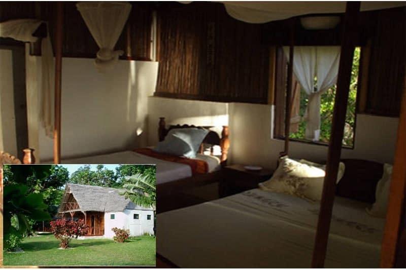 Hôtel Atafana à Sainte-Marie - Madagascar