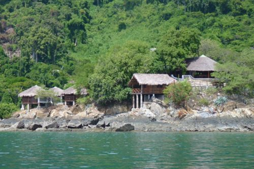 Auberge Maki Lodge in Nosy Komba - Madagascar