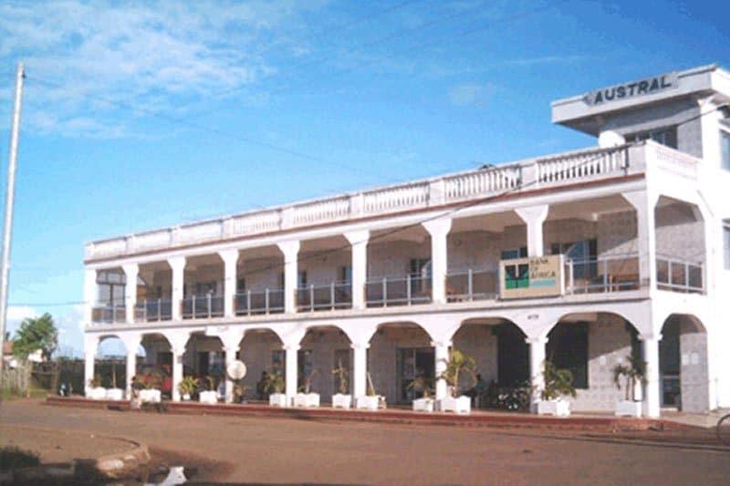 Austral hôtel à Farafangana - Madgascar