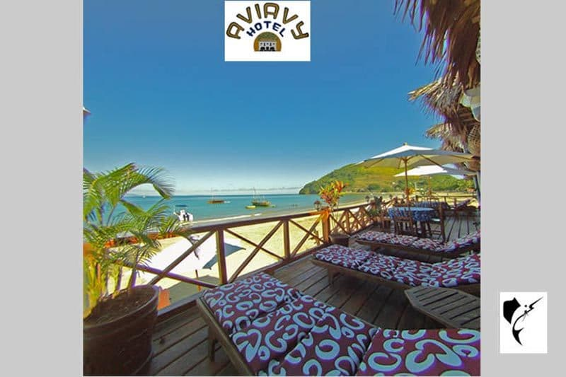 Aviavy hotel à Nosy Be - Madagascar