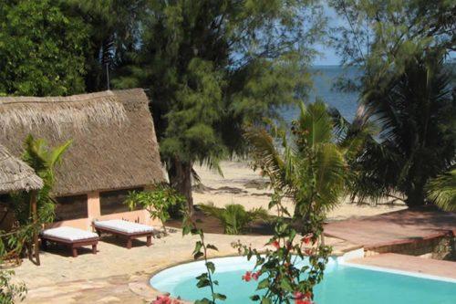 Hotel Bamboo club à Ifaty - Madagascar