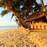 bar plage sambatra beach lodge sainte marie